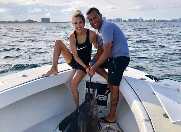 sailfish fishing charters pompano beach fl