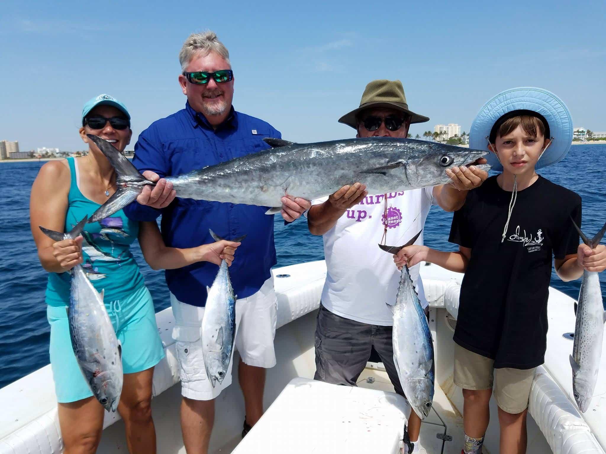Tamarac fishing charter