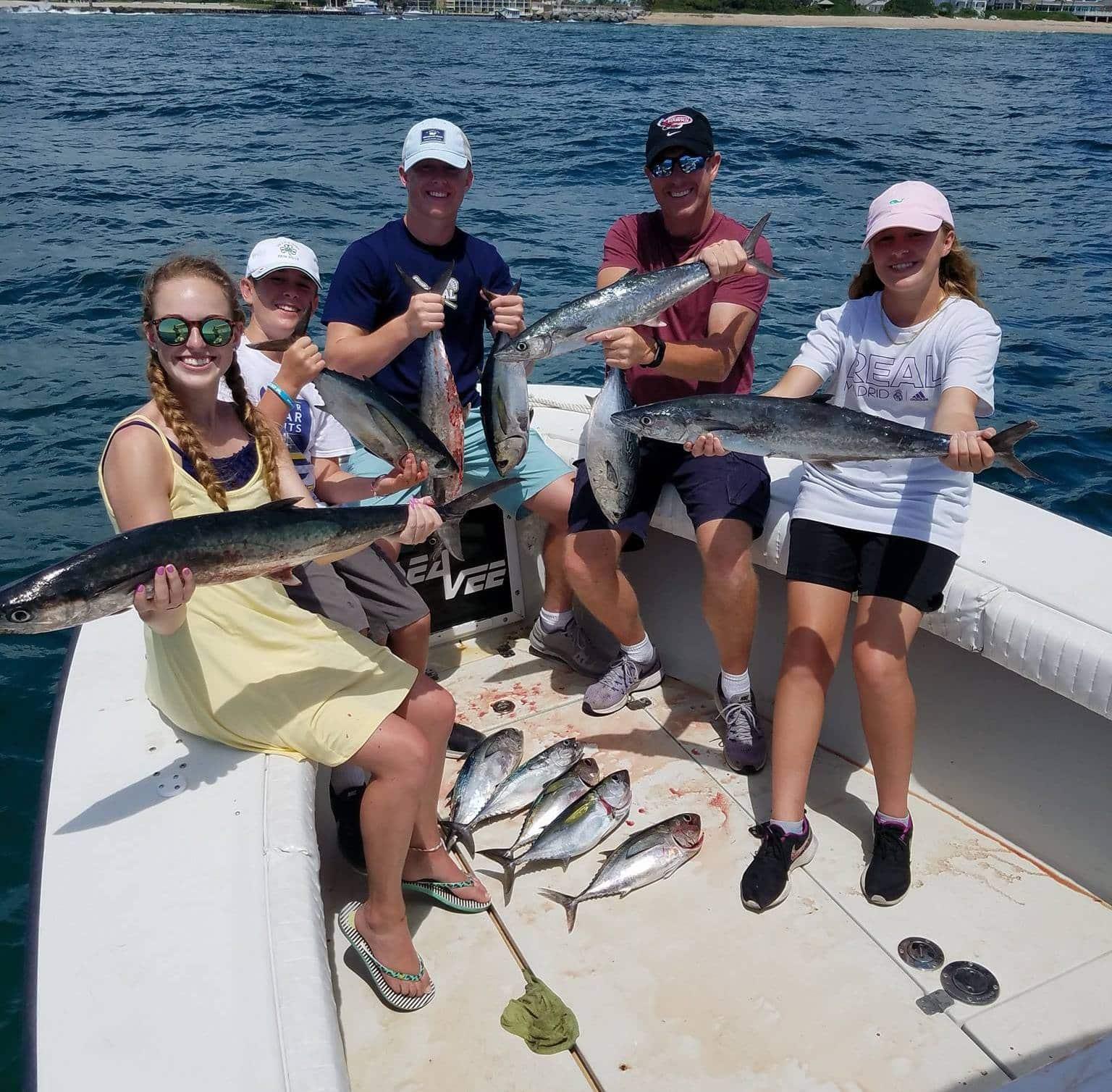fishing charter in Hillsboro Inlet